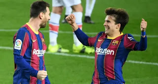 Barca players rating in Alaves win with Messi 9.5, Mingueza 8