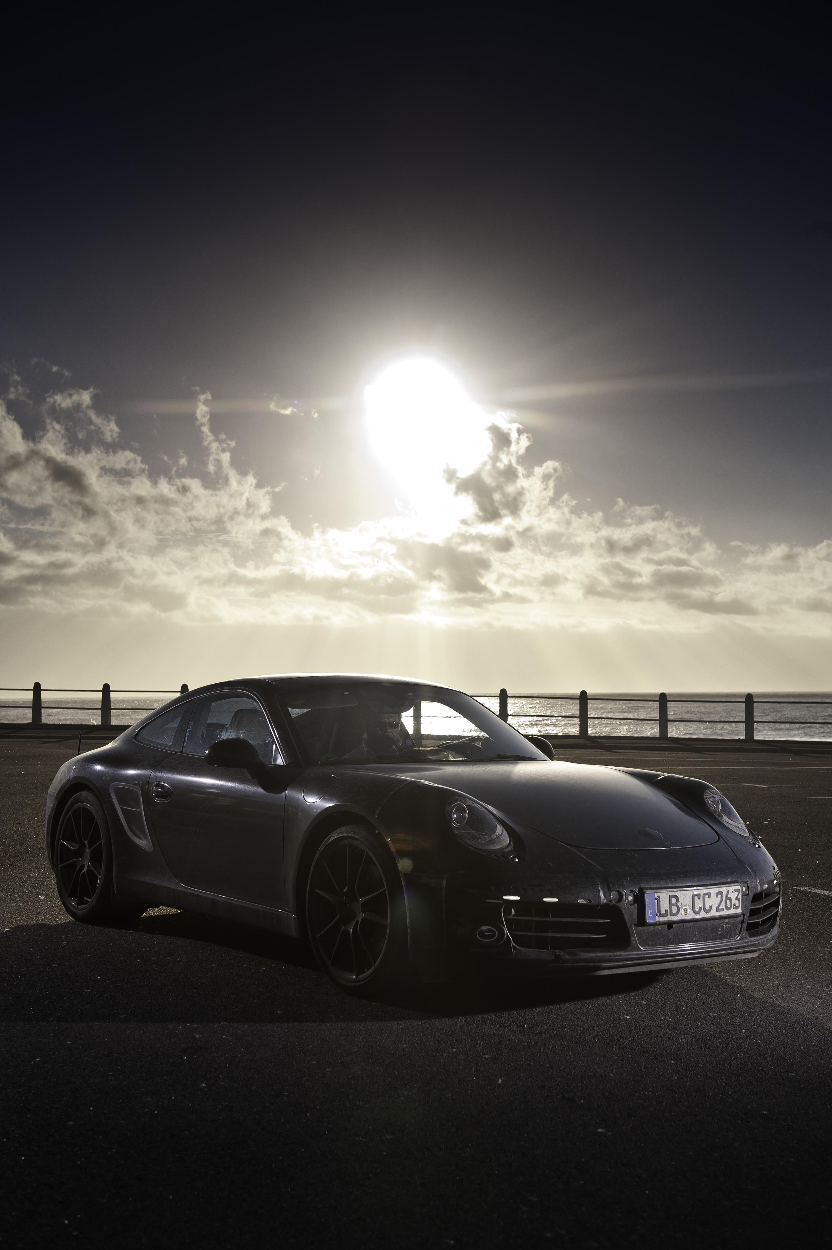 0 To 62mph. OFFICIAL.: Porsche 911 Development: A Couple