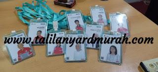Tempat Cetak Tali ID Card Harga Murah Di Bandung