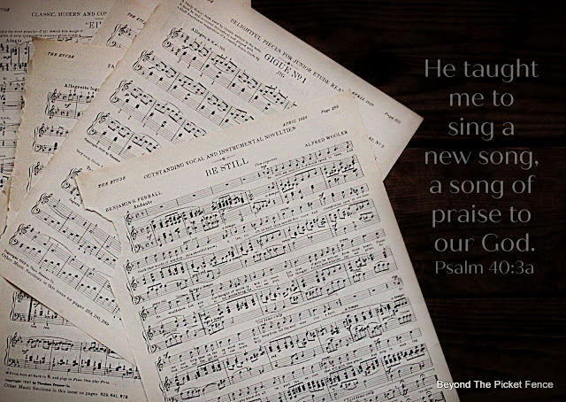 God Gives Us a New Song to Sing