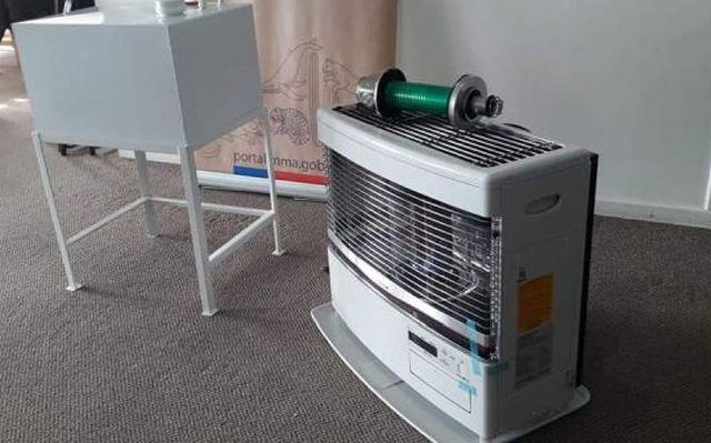 Recambio de calefactores
