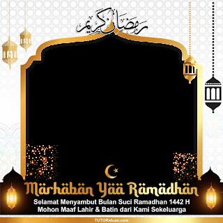 Twibbon Ramadhan 1442 H