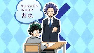 ヒロアカ | 心操人使 洗脳 | Shinso Hitoshi | Brainwashing| 僕のヒーローアカデミア アニメ | My Hero Academia | Hello Anime !