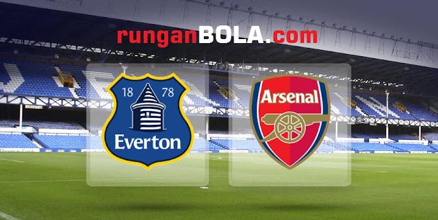 Streaming Ringan Everton vs Arsenal 19 Maret 2016