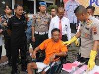 Beraksi di 7 Lokasi, Begal Sadis Ditangkap Polres Kendal