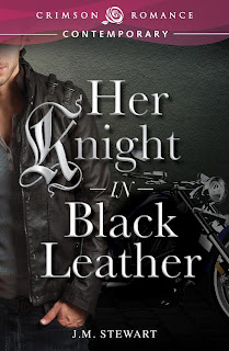 Her Knight in Black Leather - J. M. Stewart