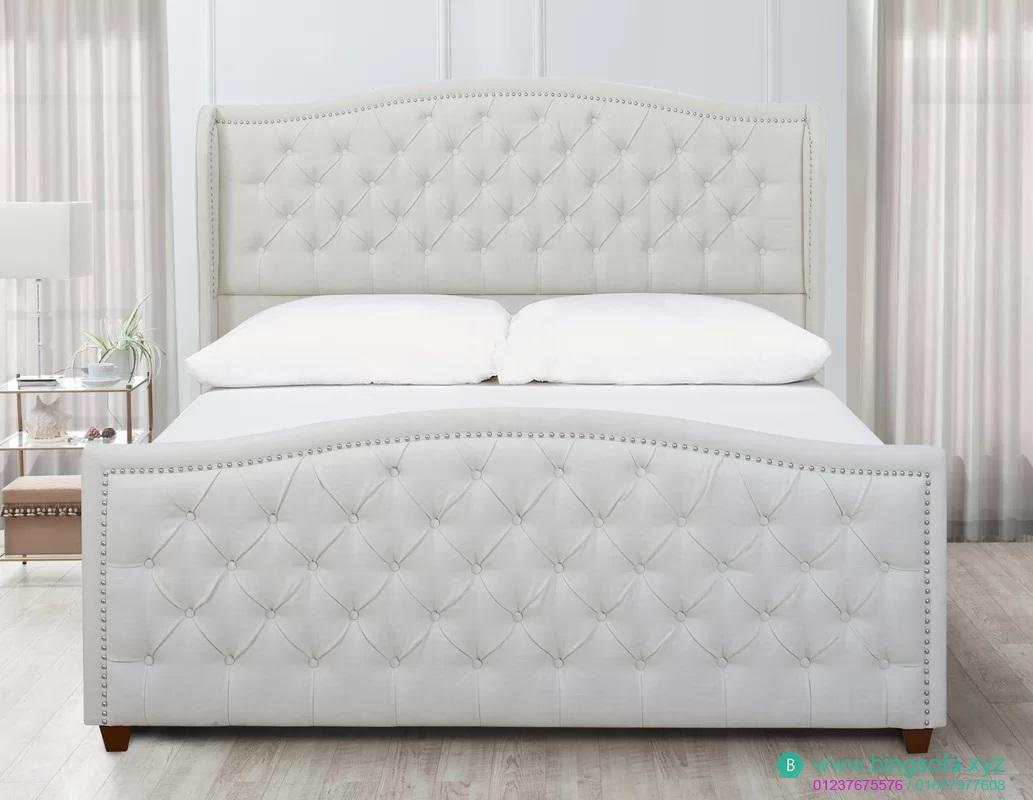 Giường ngủ thấp đẹp