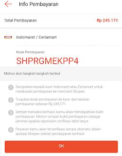 info pembayaran
