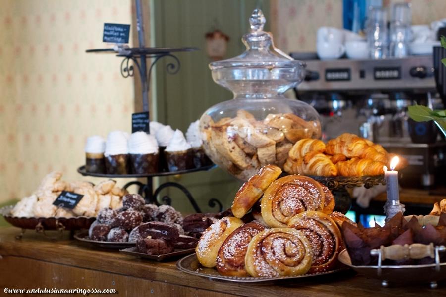 Andalusian auringossa_kulinaristin Göteborg_Cafe Kringlan