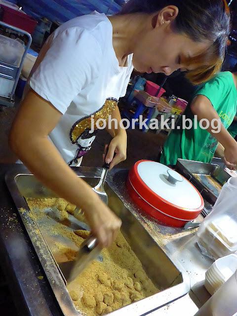 Pasar-Malam-KSL-Mall-Taman-Century-Johor-Bahru