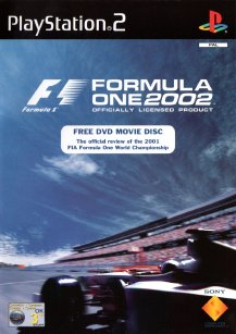 Formula One 2002 PS2 ISO