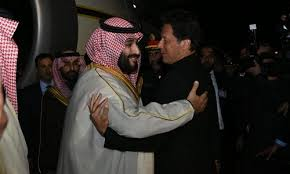 Abu Dhabi's pledges reach Pakistan