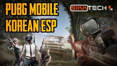 PUBG KR ESP APP SIKKTECH - Free Game Cheats