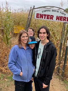family homesteading off the grid blog