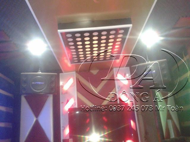 Chi phí thiết kế phòng karaoke bình dân