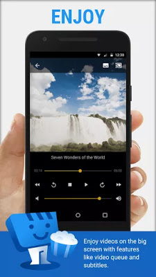 Web Video Cast   Browser to TV/Chromecast/Roku/+ for Android