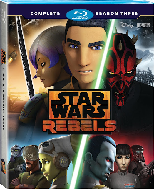 star wars rebels blu-ray season 3