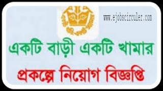 Akti Bari akti khamar Job circular has been published in 29 July 2019