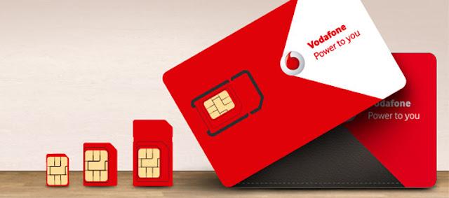 Vodafone regala TV Total y 25GB