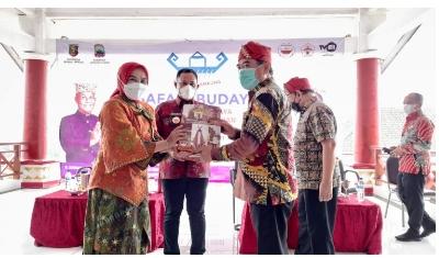 Akademi Lampung Dan Dewan Kesenian Lampung Serap Aspirasi Seniman