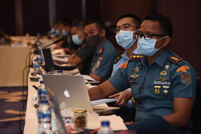 TNI dan AS Gelar Latma Gema Bhakti 2020 Secara Virtual