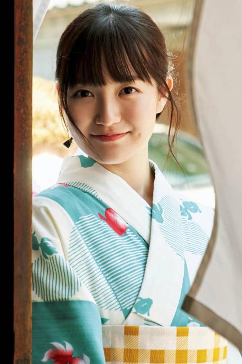 Himeka Nakamoto 中元日芽香, Shukan Bunshun 2021.07.08 (週刊文春 2021年7月8日号)
