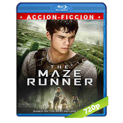 Maze Runner Correr O Morir (2014) BRRip 720p Audio Trial Latino-Castellano-Ingles 5.1