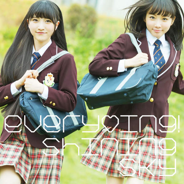 [Single] every❤ing ! – Shining Sky (2016.02.10/MP3/RAR)