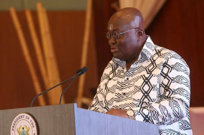 Head of State Awards Scheme Will be Adequately Resourced to Reach 500,000 Youth by 2020 - President Akufo Addo