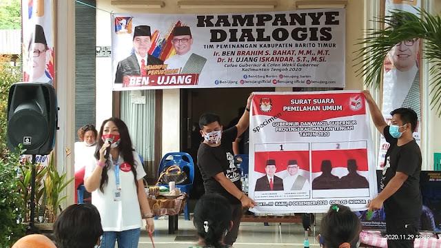 Politisi Cantik dari PKPI Ini Ajak Masyarakat Untuk Gunakan Hak Suara dan Tidak Golput