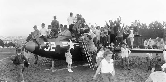 608a214c Just A Car Guy: the Navy jets that kids got to play on, back when ...