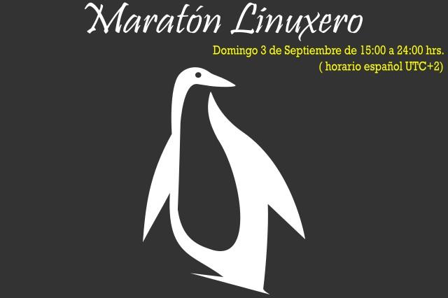 El Maratón Linuxero se acerca, no te lo pierdas! - El Blog De HiiARA