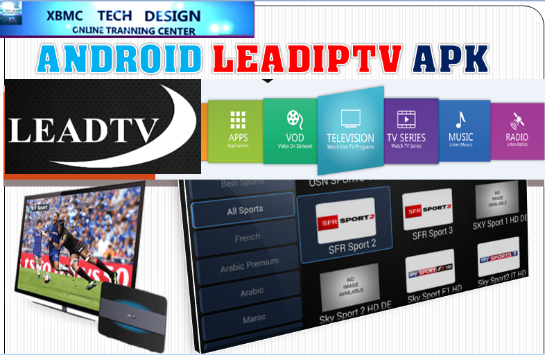 Download LeadTV APK- FREE (Live) Channel Stream Update(Pro) IPTV Apk For Android Streaming World Live Tv ,TV Shows,Sports,Movie on Android Quick LeadIPTV APK- FREE (Live) Channel Stream Update(Pro)IPTV Android Apk Watch World Premium Cable Live Channel or TV Shows on Android