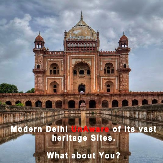 safdarjung tomb heritage site of Delhi