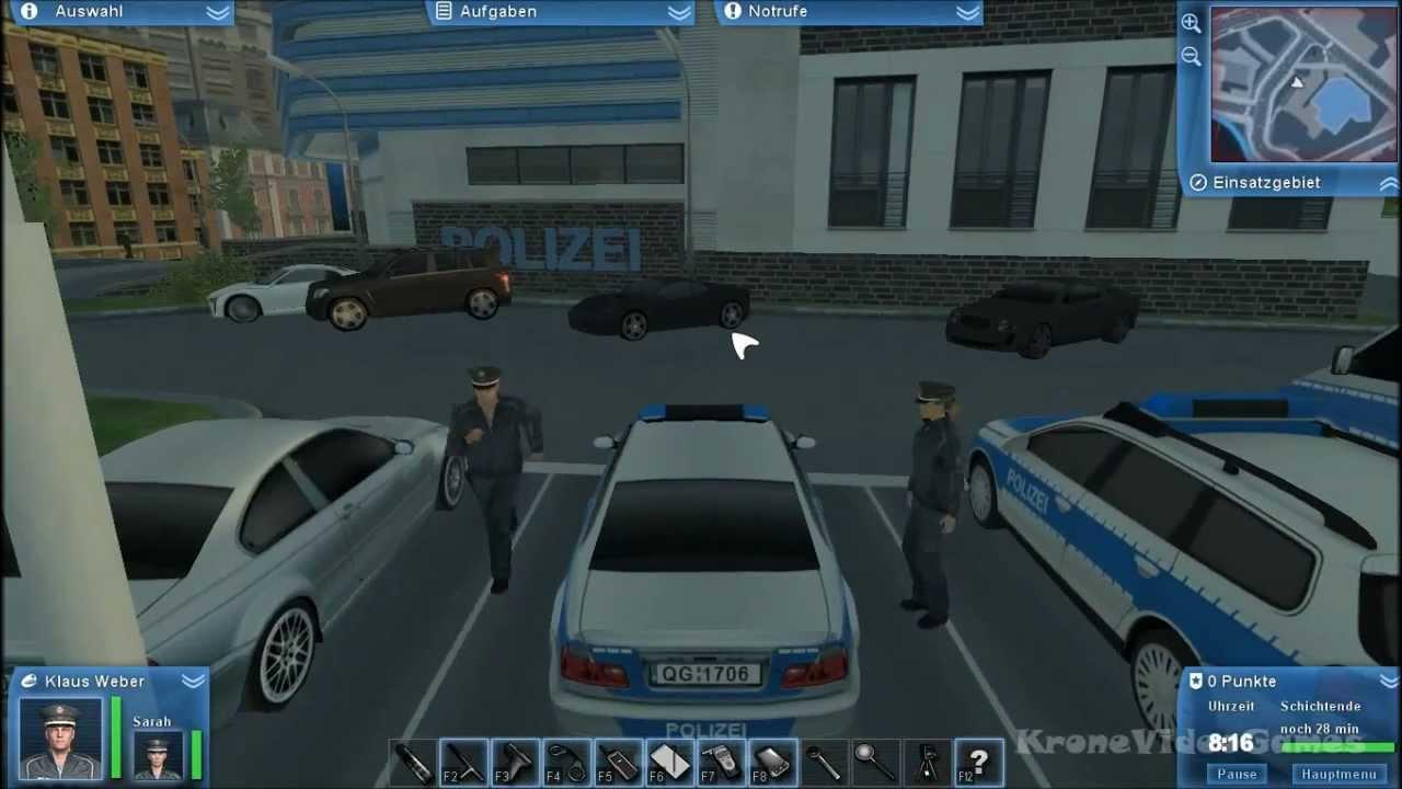 Police simulator скачать