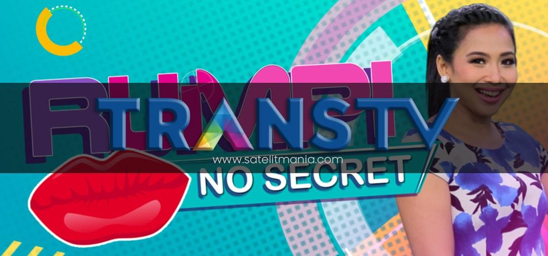 Frekuensi Terbaru Channel Trans TV di Satelit Telkom 4 - 2019