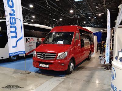 Mercedes-Benz, Mercus, SilesiaKOMUNIKACJA 2017