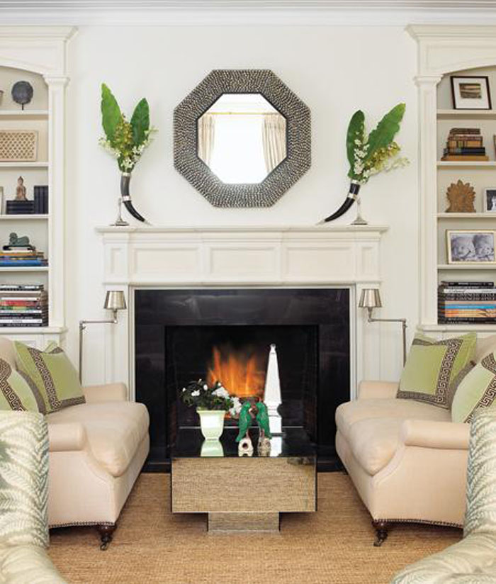 living room mantle delicious spaces reader inspiration help decorating the 11249