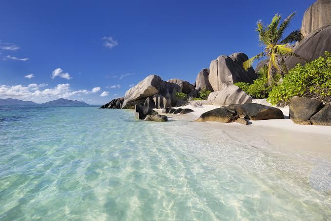 Anse Source d'Argent beach, Seychelles