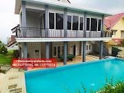 Villa Dengan Fasilitas Kolam Renang di Batu | 5 Kamar Tidur