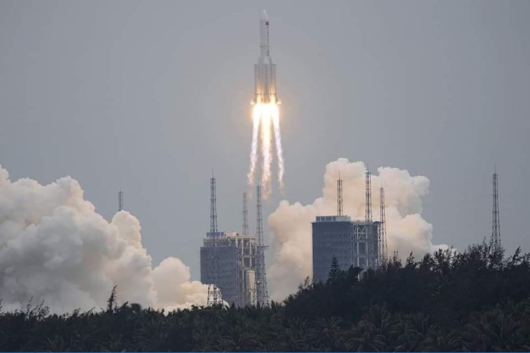 Pebao:Foguete chinês descontrolado cairá na Terra nos próximos dias