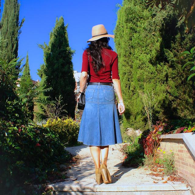 LOOK Bohemian Style Autumn