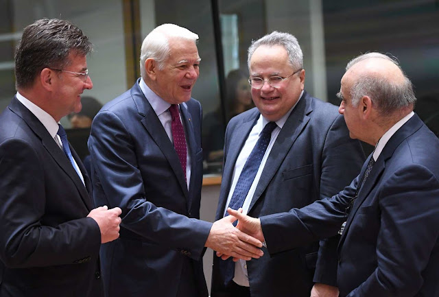 European leaders shocked as Trump slams NATO and E.U
