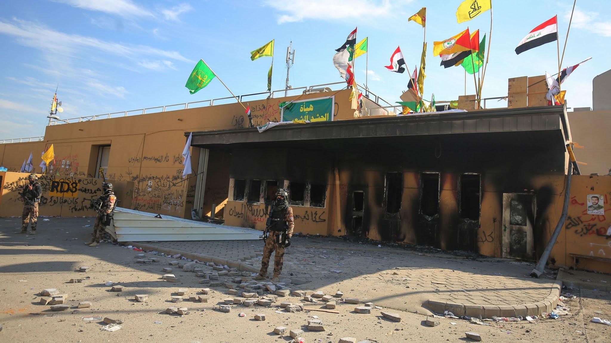 WARFARE Blog: A Estratégia fracassada dos Estados Unidos no Oriente Médio:  Perdendo o Iraque e o Golfo
