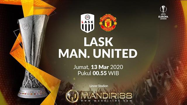 Prediksi LASK Linz Vs Manchester United, Jumat 13 Maret 2020 Pukul 00.55 WIB @ SCTV
