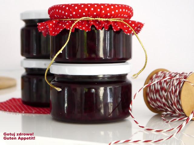 Dżem wiśniowy z amaretto  - Czytaj więcej »