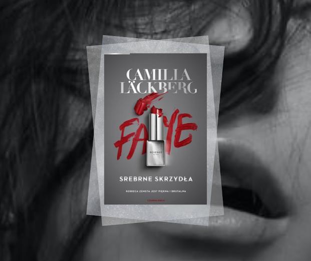 #489. Srebrne skrzydła   Camilla Läckberg