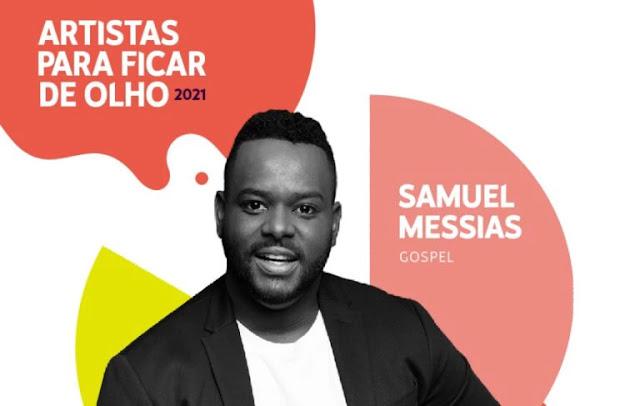 Samuel Messias entra, lista de apostas do YouTube para 2021