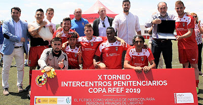Fútbol Penitenciarios Aranjuez