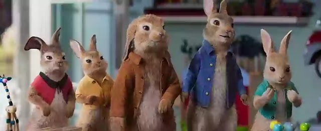 Peter Rabbit 2 The Runaway 2020 Full HD Movie Download Free Leaked by Tamilrockers